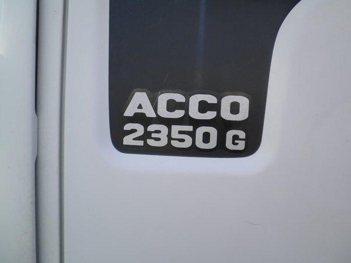 2005 IVECO ACCO WHITE
