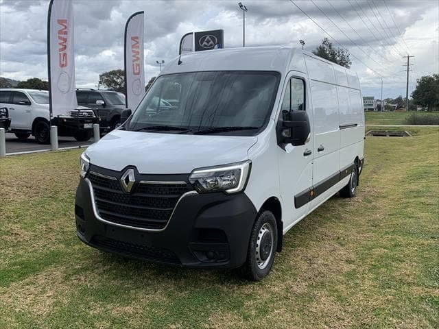 2021 Renault Master Pro 110kW X62 Phase 2 MY21 Mineral White