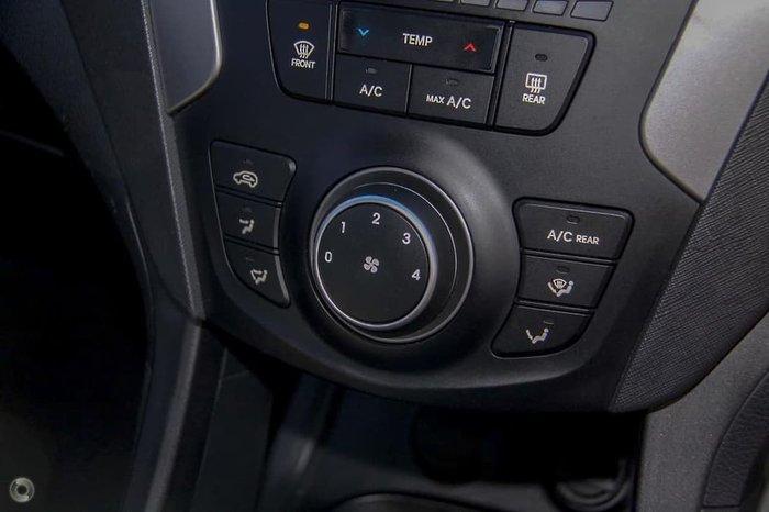 2015 Hyundai Santa Fe Active DM3 Series II MY16 4X4 On Demand White