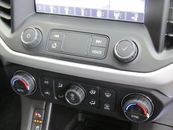 2018 Holden Acadia LTZ-V AC MY19 White