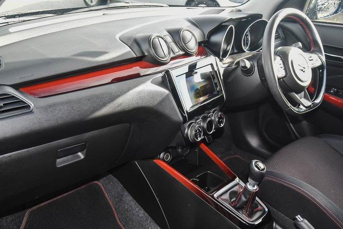 2019 Suzuki Swift Sport AZ Black