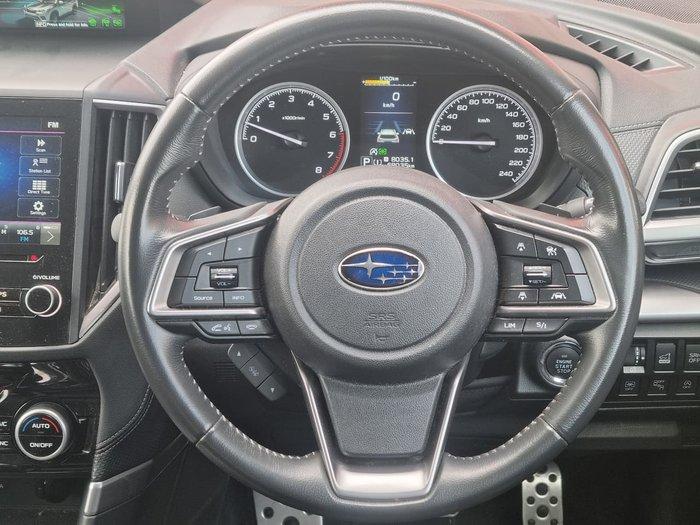 2019 Subaru Forester 2.5i Premium S5 MY19 AWD Silver