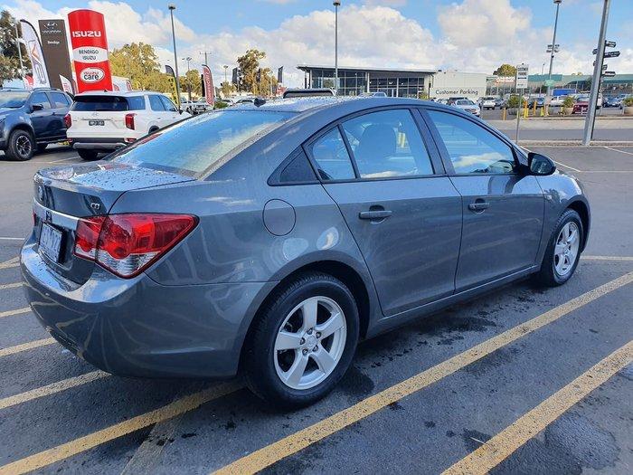 2011 Holden Cruze CD JG Grey