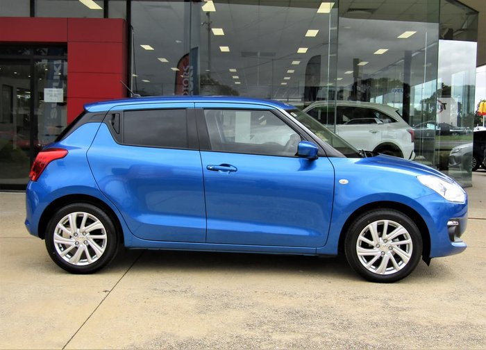 2021 Suzuki Swift GL Navigator AZ Series II Blue