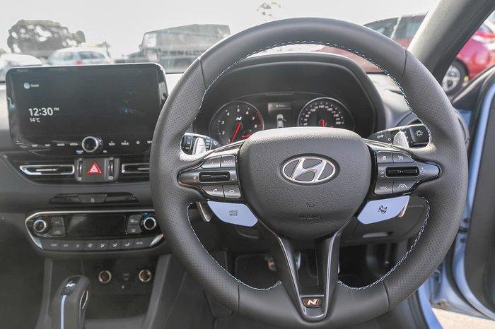 2021 Hyundai i30 N PDe.V4 MY22 Blue