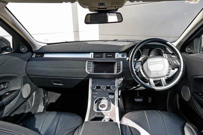 2016 Land Rover Range Rover Evoque TD4 180 SE L538 MY16.5 4X4 On Demand Grey