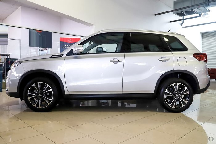 2021 Suzuki Vitara Turbo LY Series II 4X4 On Demand Silver