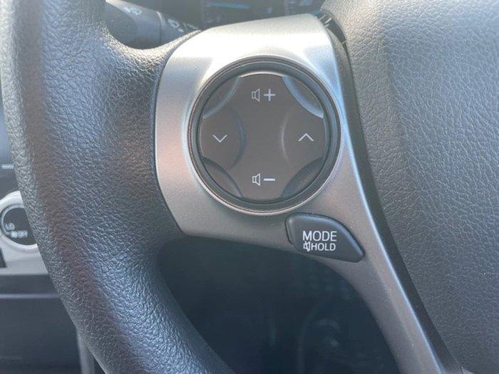 2013 Toyota Camry Altise ASV50R Grey