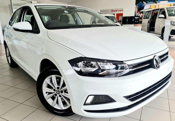 2021 Volkswagen Polo 85TSI Comfortline AW MY21 White