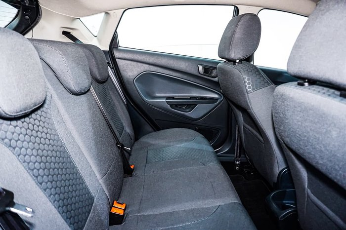 2013 Ford Fiesta Zetec WT Black