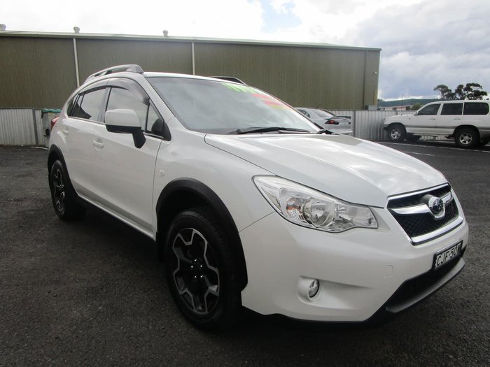 2012 Subaru XV 2.0i G4X MY12 AWD White