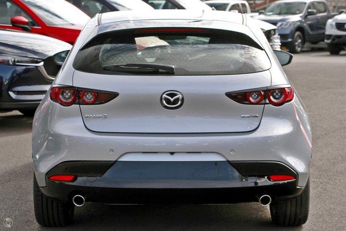 2021 Mazda 3 G25 GT BP Series Silver