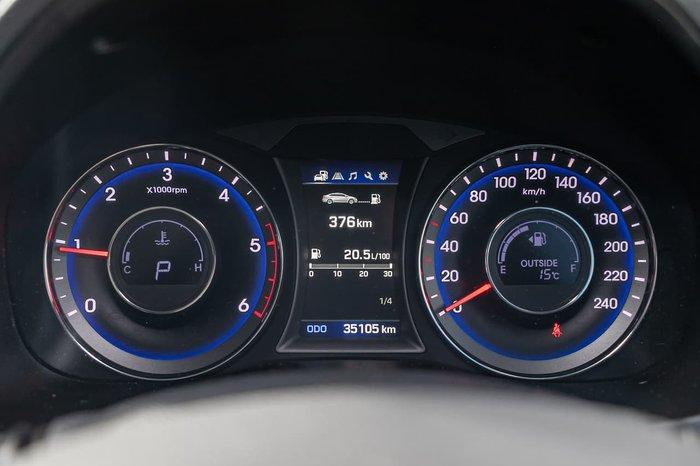 2018 Hyundai i40 Premium VF4 Series II