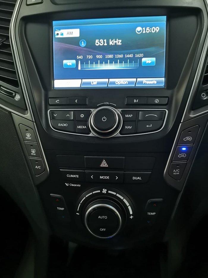 2015 Hyundai Santa Fe Elite DM2 MY15 4X4 On Demand Grey
