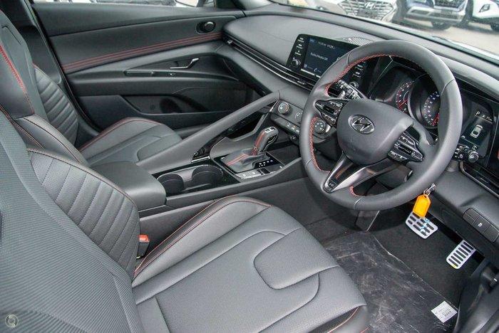 2021 Hyundai i30 N Line Special Edition CN7.V1 MY21 Silver