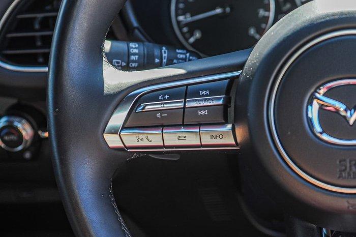2019 Mazda 3 G25 Astina BP Series White