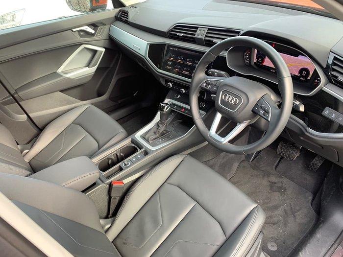 2021 Audi Q3 35 TFSI F3 MY21 Orange