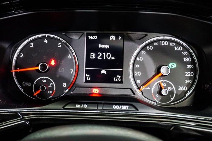 2021 Volkswagen T-Cross 85TSI CityLife C1 MY21 Black