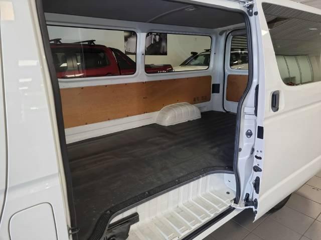 2017 Toyota Hiace LONG WHEELBASE KDH201R FRENCH VANILLA