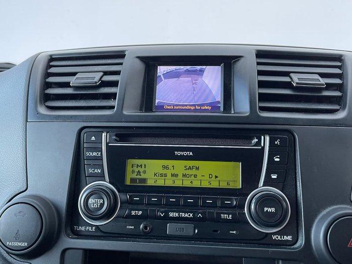 2013 Toyota Kluger KX-R GSU40R Silver