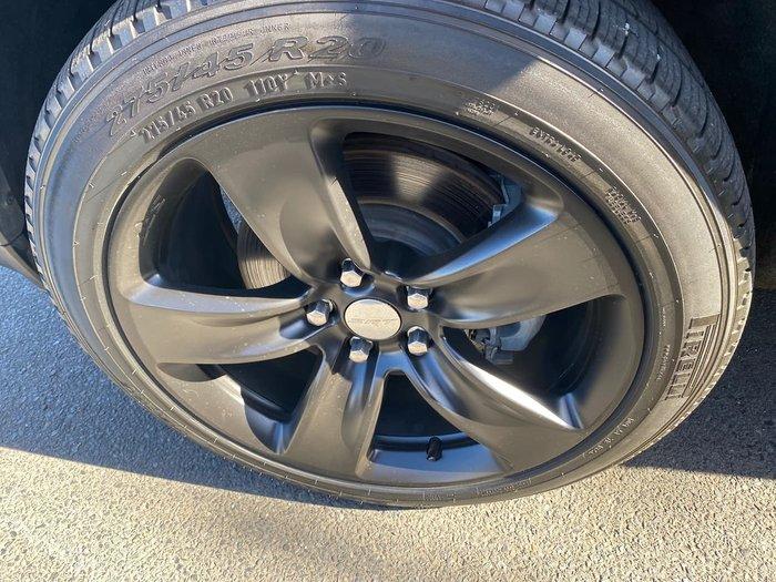 2017 Jeep Grand Cherokee Limited WK MY17 4X4 Dual Range Grey