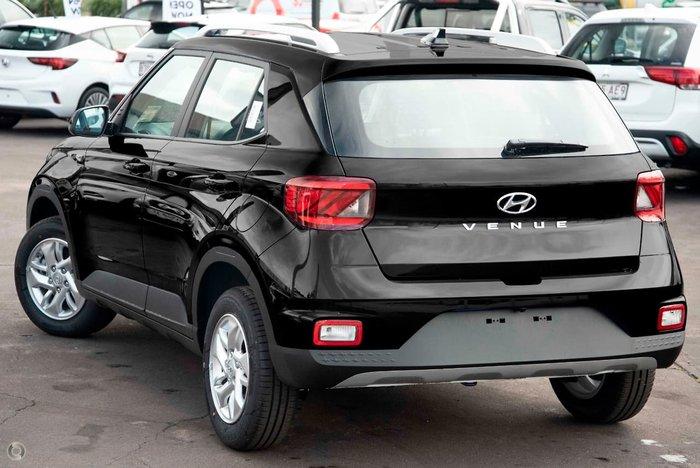 2021 Hyundai Venue QX.V3 MY21 Black