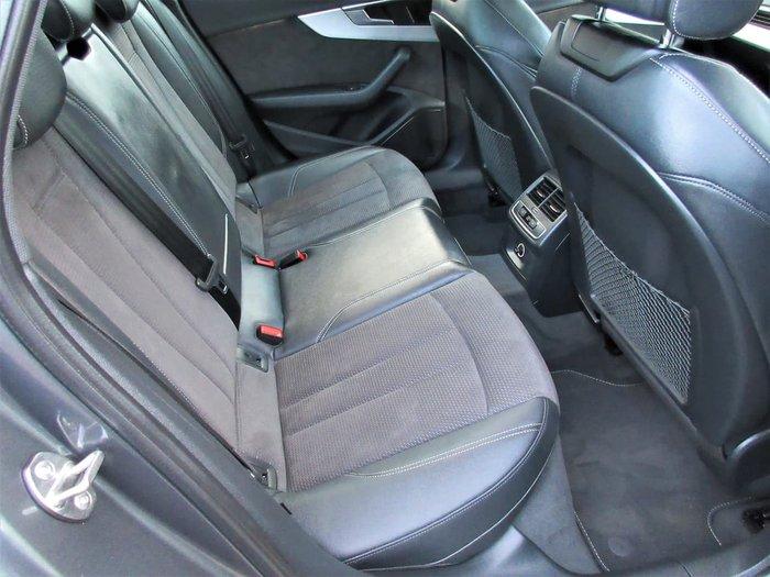 2018 Audi A4 S line B9 MY18 Four Wheel Drive Grey