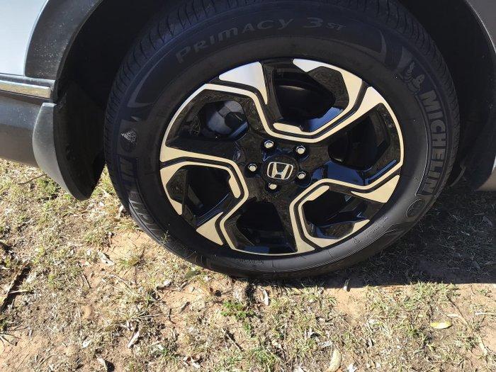 2018 Honda CR-V VTi-S RW MY18 4X4 On Demand White Orchid