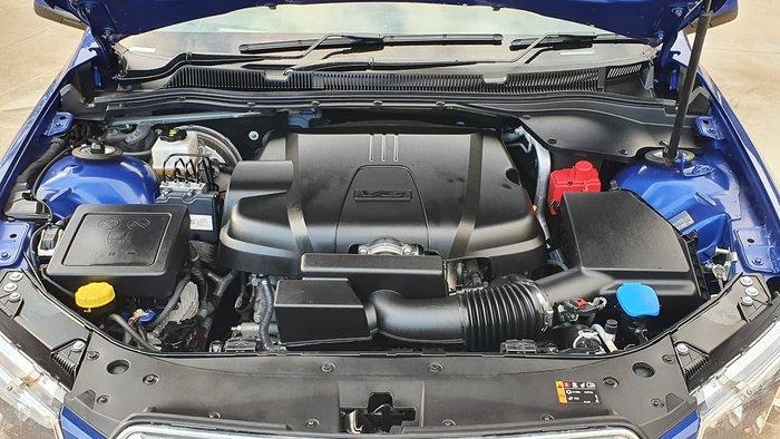 2017 Holden Calais V VF Series II MY17 Blue
