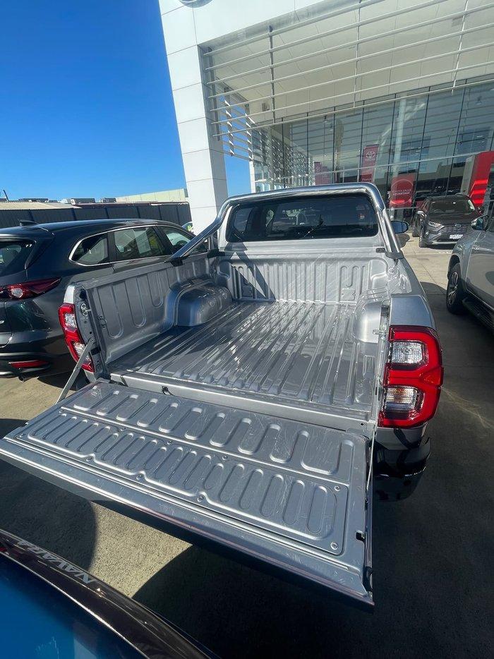 2020 Toyota Hilux SR5 GUN126R 4X4 Dual Range Silver