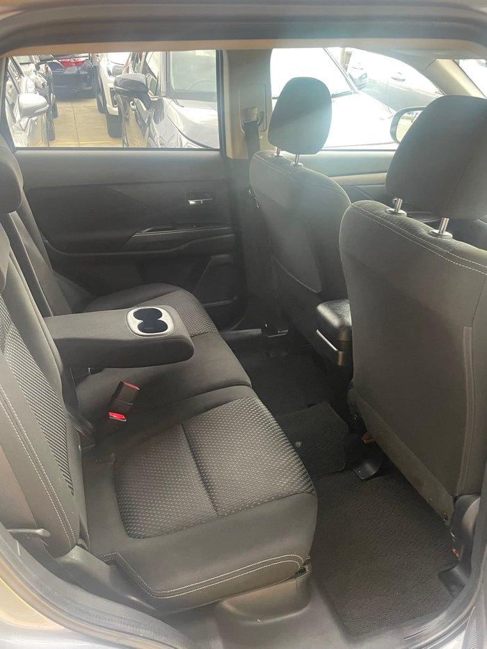 2017 Mitsubishi Outlander LS ZK MY17 4X4 On Demand Grey