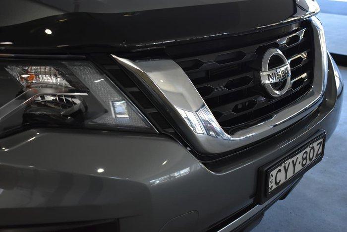 2018 Nissan Pathfinder ST-L R52 Series III MY19 Grey