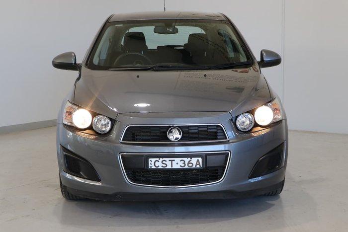 2014 Holden Barina CD TM MY14 Grey