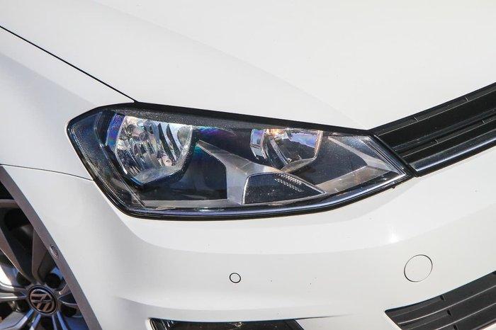 2015 Volkswagen Golf 110TDI Highline 7 MY15 White
