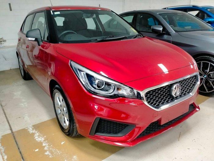 2021 MG MG3 Core MY21 Red