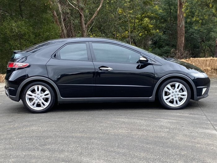 2011 Honda Civic Si 8th Gen MY11 Black