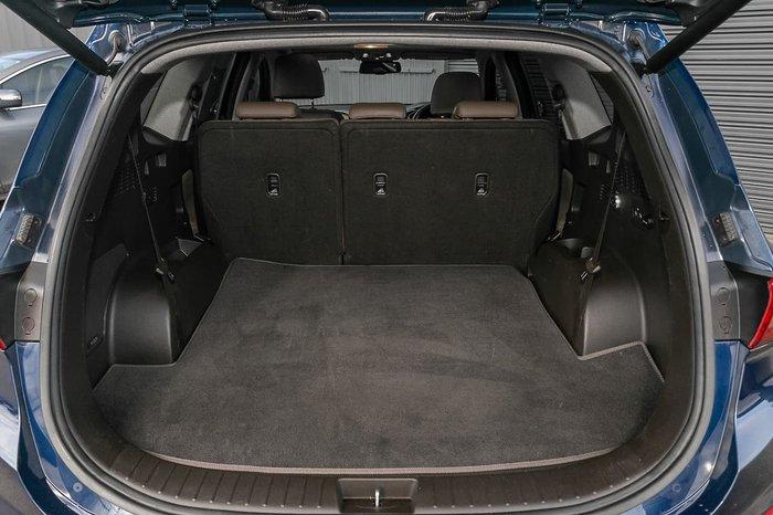 2018 Hyundai Santa Fe Highlander TM MY19 4X4 On Demand Blue