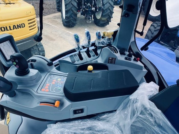 2021 NEW HOLLAND T6.175 Blue