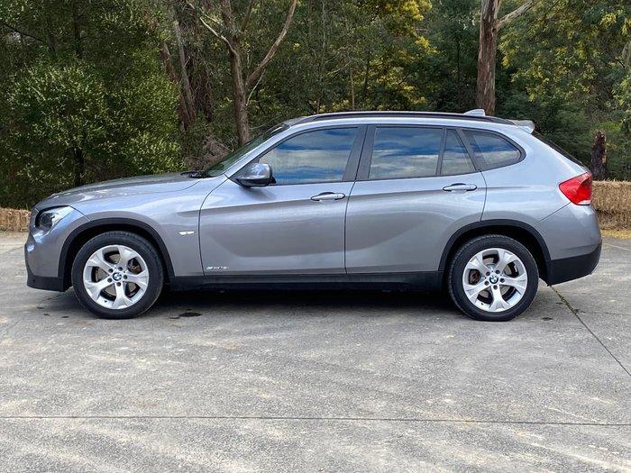 2012 BMW X1 sDrive18i E84 MY12 Grey
