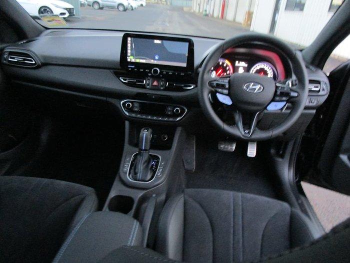2021 Hyundai i30 N Premium PDe.V4 MY22 Black