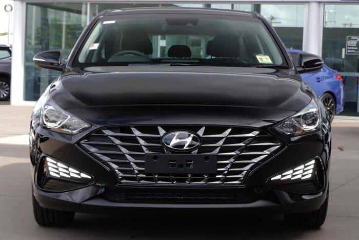 2021 Hyundai i30 Active PD.V4 MY21 Black