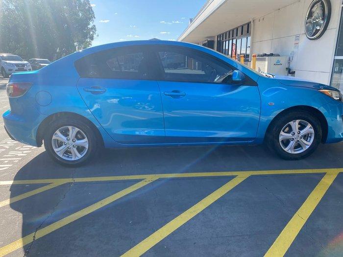 2009 Mazda 3 Maxx BL Series 1 Blue