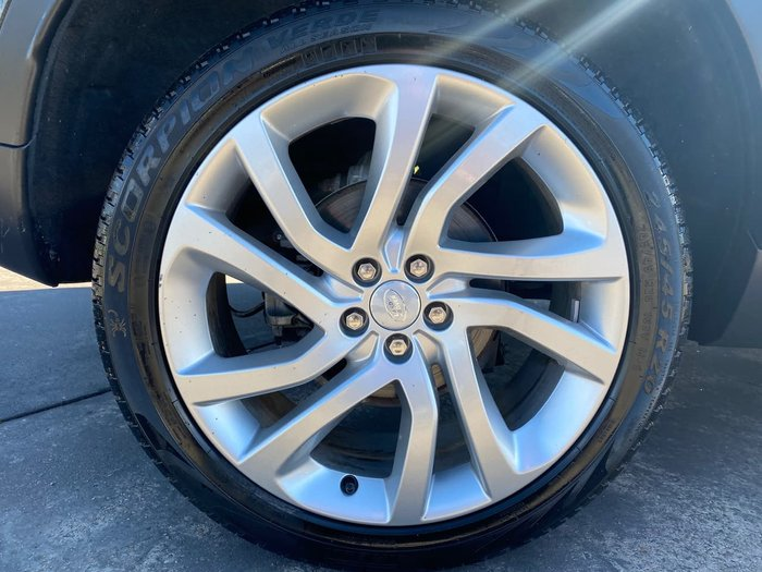 2016 Land Rover Discovery Sport Si4 SE L550 MY16.5 4X4 Constant Black
