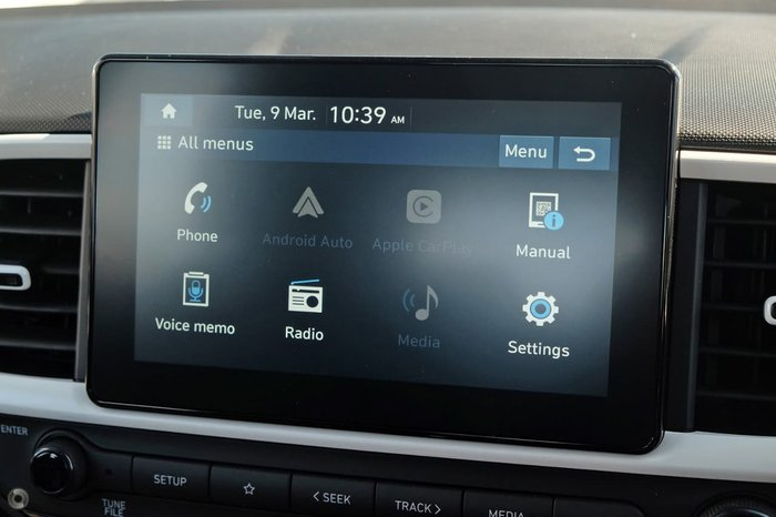 2021 Hyundai Venue Active