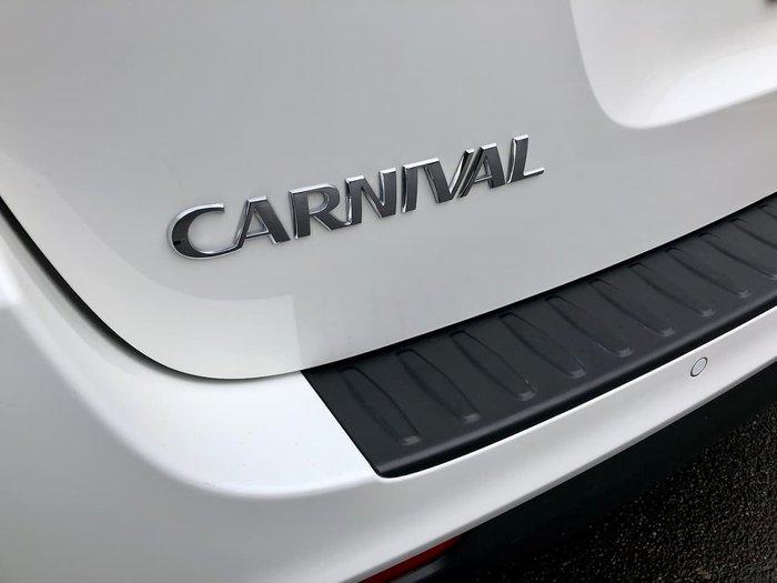 2019 Kia Carnival S YP MY19 White