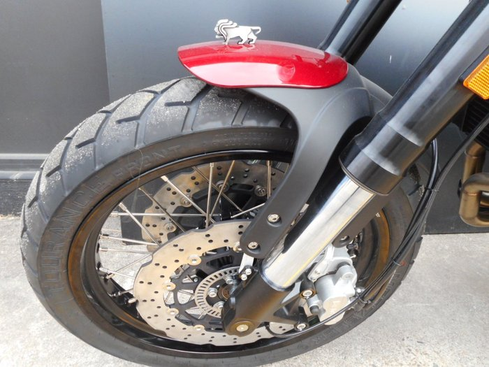 2021 Benelli LEONCINO TRAIL (ABS) Red