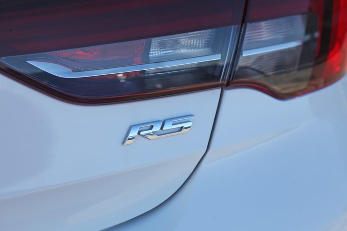 2018 Holden Commodore RS ZB MY18 AWD Silver