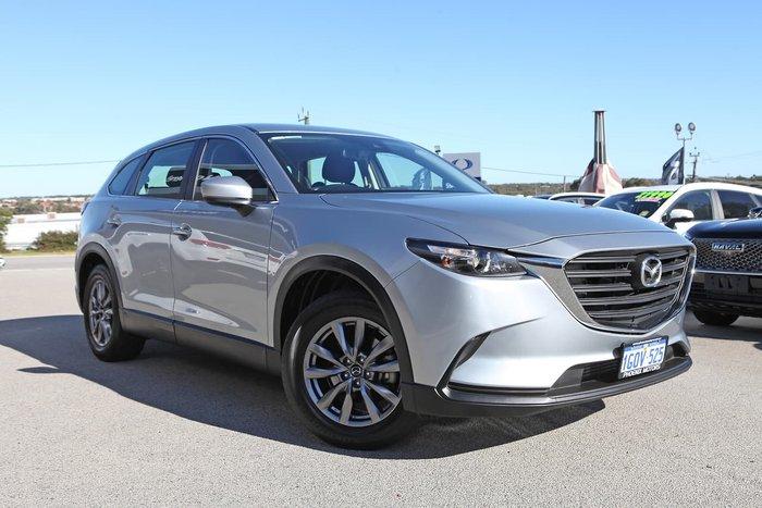 2018 Mazda CX-9 Sport TC Silver