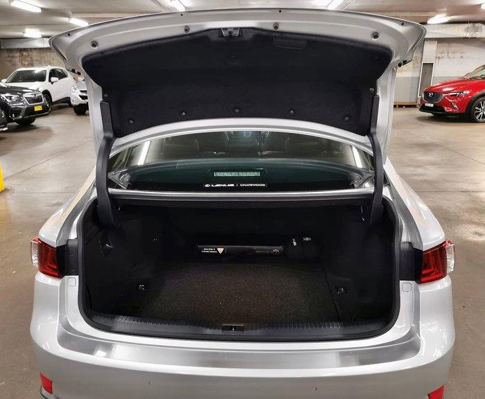 2013 Lexus IS IS300h Luxury AVE30R Silver