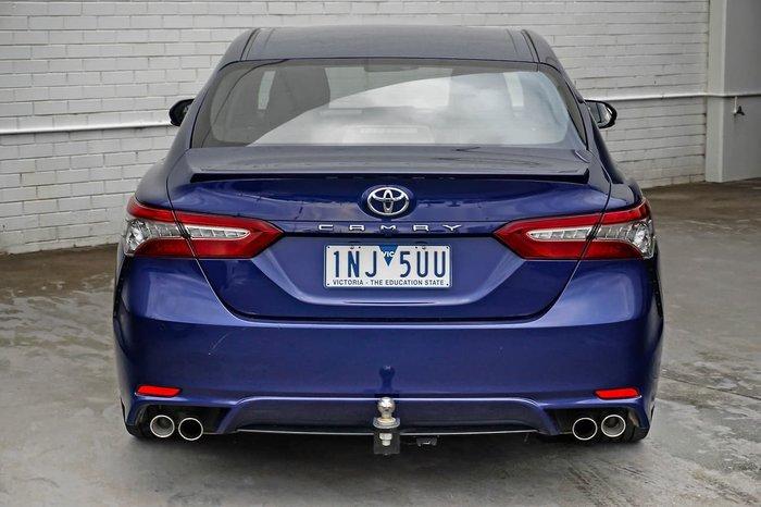 2018 Toyota Camry SX ASV70R Blue